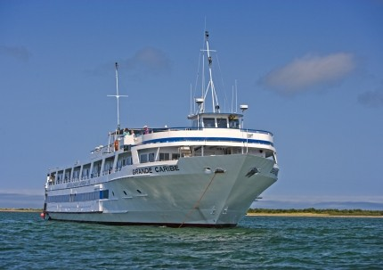 Grande Caribe, the ship servicing Great American Waterways (Grande Caribe)