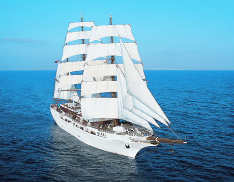 Image for Sea Cloud II