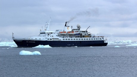 Sea Adventurer, the ship servicing Jewels of the Russian Arctic: Franz Josef Land & Novaya Zemlya