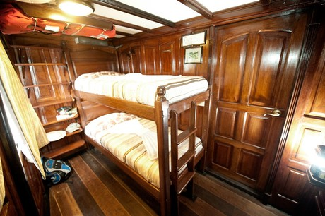 Green Category Stateroom