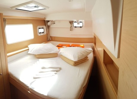 Solo use of Double Cabin