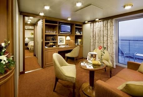 Owner's Suite. From