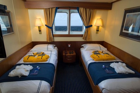Main Deck Twin Window