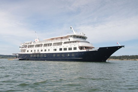 Safari Endeavour, the ship servicing Alaska's Inside Passage & San Juans Cruise (Safari Endeavour)