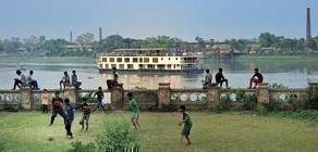 ABN Rajmahal, the ship servicing Historic Lower Ganges Cruise (ABN Rajmahal)
