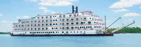 America , the ship servicing New Orleans Round-Trip Cruise