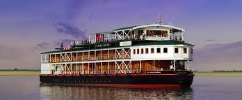 Tonle Pandaw, the ship servicing Classic Mekong - Downstream (Tonle Pandaw)