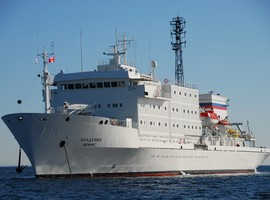 Travel on the Akademik Ioffe