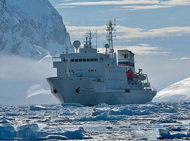 Travel on the Akademik Sergey Vavilov