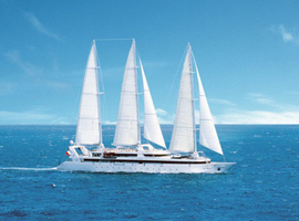 Travel on the Le Ponant
