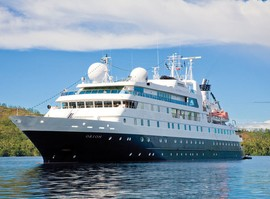 Travel on the National Geographic Orion