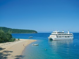 Travel on the Coral Expeditions II