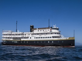 Travel on the S.S. Legacy