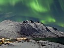 Northern Lights and whales Tour in Northern Norway