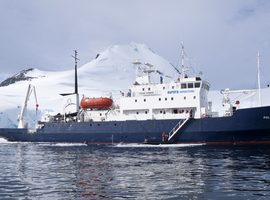Travel on the Polar Pioneer