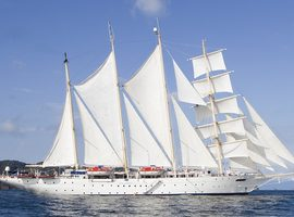 Travel on the Star Clipper