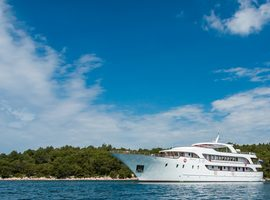 Travel on the Croatian Deluxe Ships