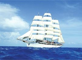 Travel on the Sea Cloud