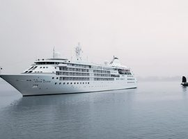Travel on the Silver Cloud