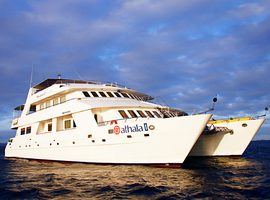 Travel on the Athala II