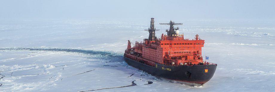 north pole icebreaker cruise