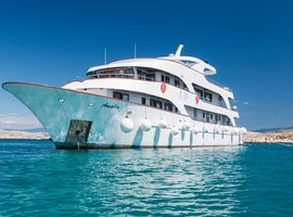 Travel on the Croatian Premium Superior Ships