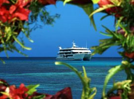 Travel on the Fiji Princess