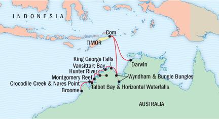 Kimberley Expedition Australias Wild Northwest