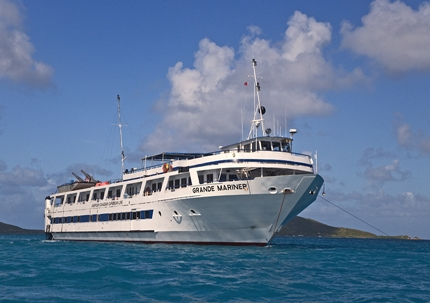 Grande mariner for Top small cruise lines