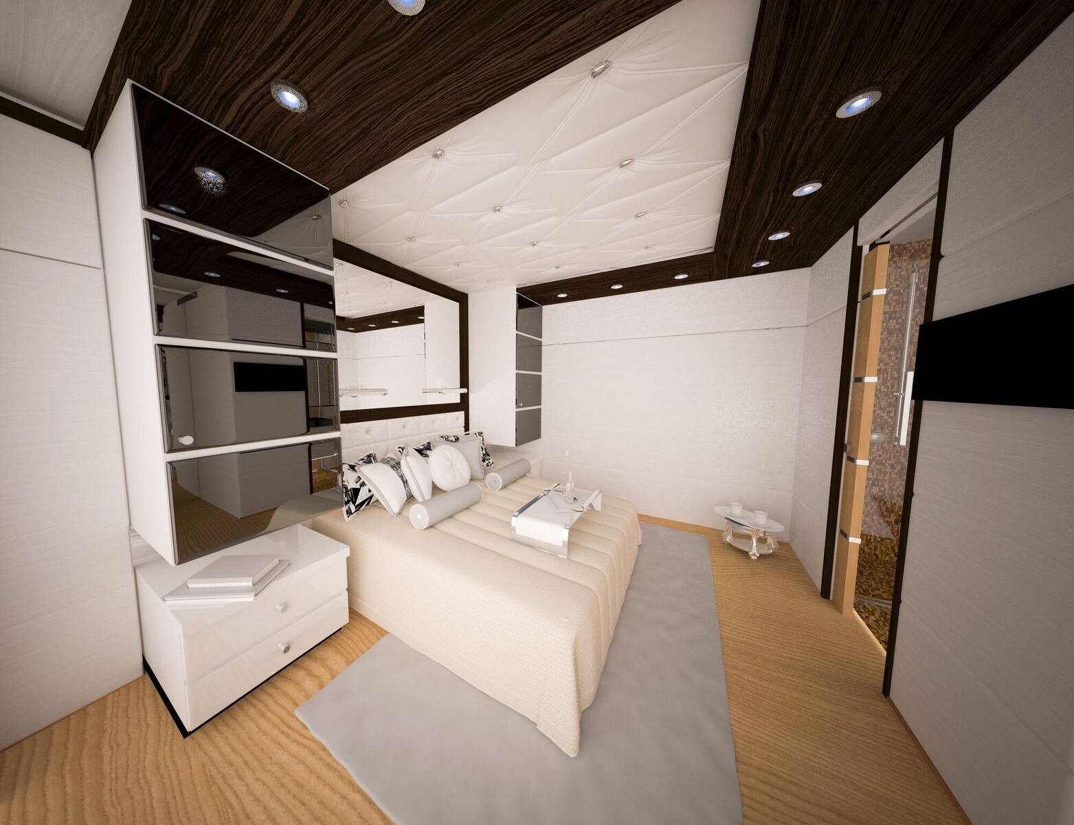 Adriatic Queen cabin | The Small Cruise Ship Collection