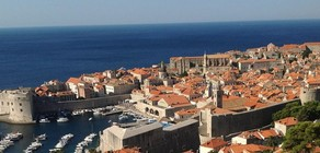 Dubrovnik old harbour | The Small Cruise Ship Collection