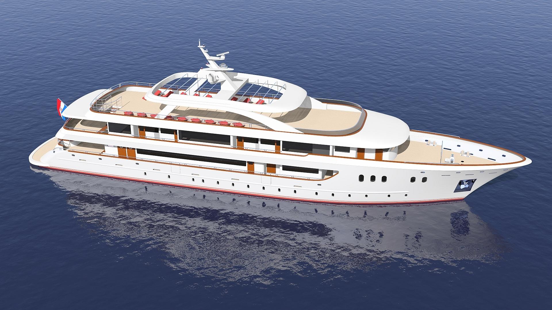 Aurelia Croatia Luxury Cruise Ship The Small Cruise Ship Collection