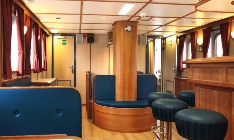Rembrandt Van Rijn Bar | The Small Cruise Ship Collection