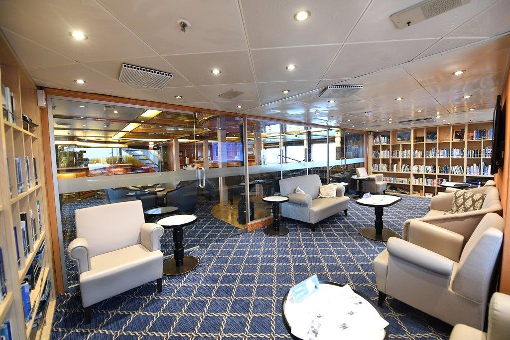 Sea Library | The Small Cruise Ship Collection