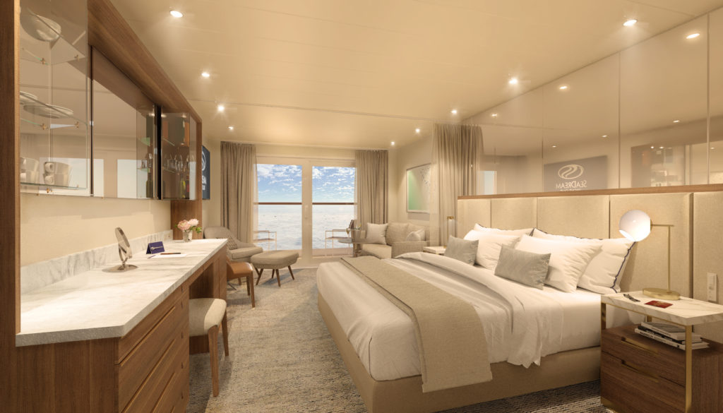Sea Dream Innovation Journey Suite | The Small Cruise Ship Collection
