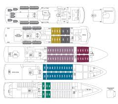 Cabin layout for RCGS Resolute