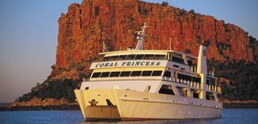 Coral Expeditions I, the ship servicing The Kimberley From Broome (Coral Expeditions I)