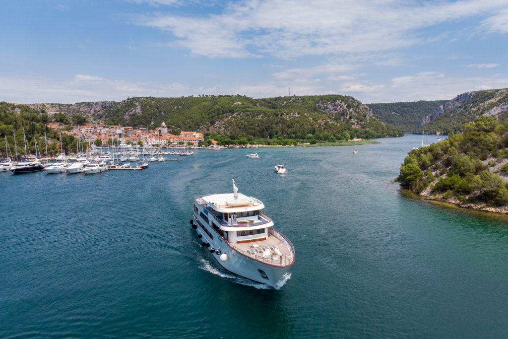 New Star in Croatia | The Small Cruise Ship Collection